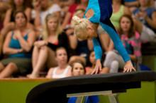 Första officiella EM i truppgymnastik går i Malmö 21 - 23 oktober -Teamgym2010. 12 länder tävlar, Sverige i favoritposition.