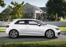 Audi ökade försäljningen med 12,3 procent under första halvåret