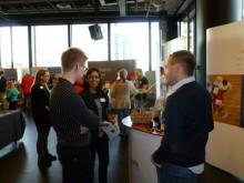 Teknik- och Kommunikationsmässa i Stockholm lockade celebra gäster