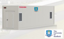 Toshiba to Supply Lithium-Titanate Battery for 2MW Energy Storage System Project in UK Led by the University of Sheffield   --First Lithium-Titanate Battery Installed in UK will Deliver 1MWh SCiB™-