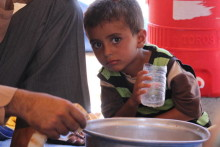 Vattenbrist i Syrien – miljoner barns liv i fara
