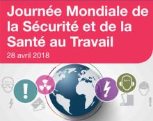 Des étiquettes conformes qui collent - Journée Mondiale de la Sécurité et de la Santé au Travail