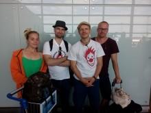 Clowner utan Gränser börjar arbeta i Ukraina