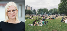Allt fler stockholmare missnöjda med städning av parker