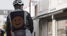 Ford har utviklet emoji-jakke for syklister
