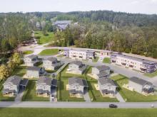 Kv Årsringen i Stretered, Mölndal säljstartat