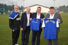 Fred. Olsen becomes Official Cruise and Travel Partner  of Ipswich Town Football Club