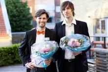 Sex vinnare i affärsidétävlingen My Mission