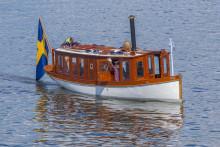 Efterlängtad båttur blir verklighet på Åkers kanal i sommar