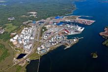 Storsatsning på automatisering av pappershantering i Gävle hamn