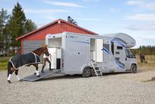Multifunktionell husbil gästar Kungsträdgården