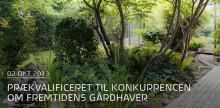 Arkitema er prækvalificeret i konkurrencen om fremtidens gårdhaver