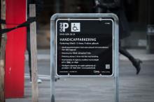 P-vagter på arbejde skal også parkere efter reglerne