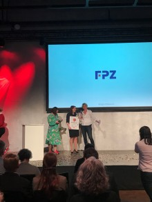 FPZ gewinnt Digital PR Award als Newcomer des Jahres