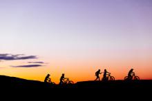Midnattsöppna liftar och internationell filmtävling på Åre Bike Festival