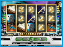 Thắng  15,994 Euro khi chơi Slot game Spellcast tại HappyLuke