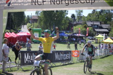NorgesCup 6 Rundbane xco