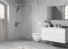 Skandinavisk minimalisme letter rengøringen