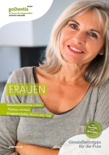 Neues Frauenmagazin beim Zahnarzt