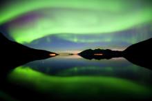 Nordnorge satsar på norrskensupplevelser