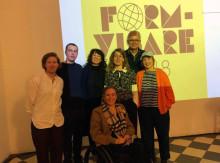 FORMVISARE 2018 – fem västsvenska formgivare får stöd för att ställa ut internationellt