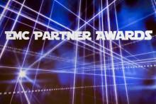Stjärnfyllt då EMC prisade sina partners