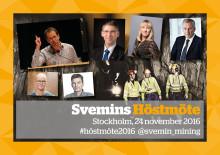 I dag: Look - no hands! Gruvkonferens om drönare och självkörande fordon