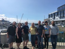 Ecosystem studies in the CoArc project presented at Future Oceans conference