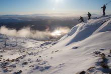 SkiStar AB: Snöfall, snökanoner och snart säsongsöppning i fjällen