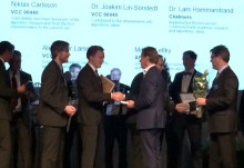 ÅF wins Volvo Cars Technology Award 2014