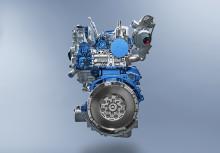 A vadonatúj Ford EcoBlue motor új fogalom a dízel technológiában: tisztább, takarékosabb, erősebb és nyomatékosabb