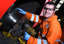 Go North East apprentices keep the wheels moving on 700-strong fleet of buses