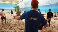 Lär dig spela beachvolley i sommar