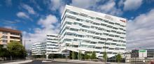 Humlegården välkomnar Swedbank till sitt nya huvudkontor