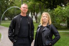 Ett fantastiskt utomhusgalleri ska lysa upp Uppsala city