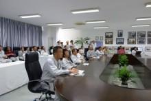 First QC initiative briefing was held at TSUNEISHI GROUP (ZHOUSHAN) SHIPBUILDING, Inc.