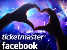 Fra og med i dag vil Facebook Official Events trå i kraft. Vi samarbeider nå med giganten Facebook.
