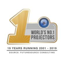 เอปสันทุบสถิติ ครองเจ้าตลาดโปรเจคเตอร์ทั่วโลก นาน 19 ปีติดต่อกัน