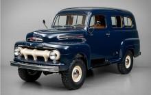 Időutazás: az első Ford Ranger 1949-ből