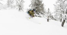 HEAD TO THE HOME OF SNOW: another terrific season continues in Sweden and Norway