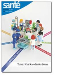 Santé med tema Nya Karolinska Solna (NKS)