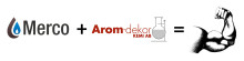 Arom-dekor Kemi AB AB förvärvar 80% av aktierna i norska Merco AS.