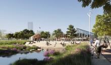 Nyréns har vunnit tävlingen för Malmös nya stadsdelspark i Hyllie!