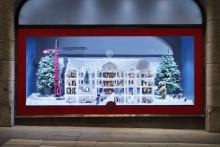 En julresa i tiden på Nordiska kompaniet