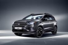 Nya Ford Kuga levererar uppkoppling, komfort, säkerhet och stil