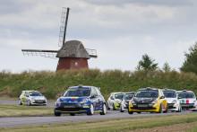 Wernersson övertygar i Clio Cup JTCC