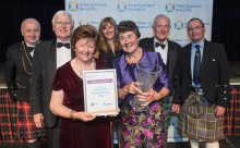 Beautiful Scotland Awards celebrate Scottish Borders successes