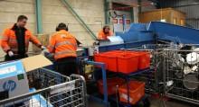 Renova Miljö och Sims Recycling utökar samarbetet inom elektronikåtervinning