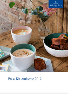 Press kit Ambiente 2019
