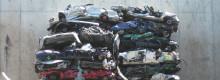 Guldgruva går till spillo när bilar tjänat ut
